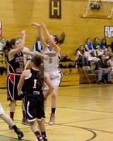 3400 Girls JV Basketball v Sea-Chr 012414
