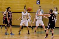3440 Girls JV Basketball v Sea-Chr 012414