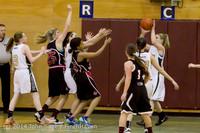 3449 Girls JV Basketball v Sea-Chr 012414