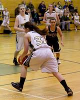 3455 Girls JV Basketball v Sea-Chr 012414