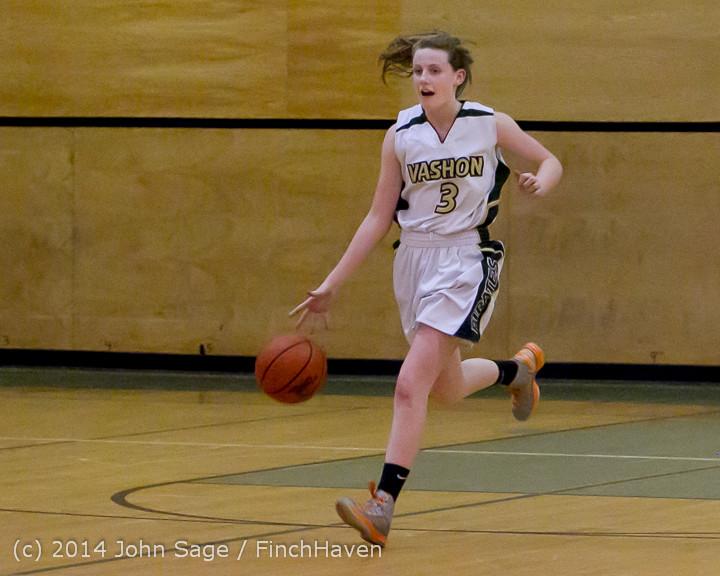 3527 Girls JV Basketball v Sea-Chr 012414