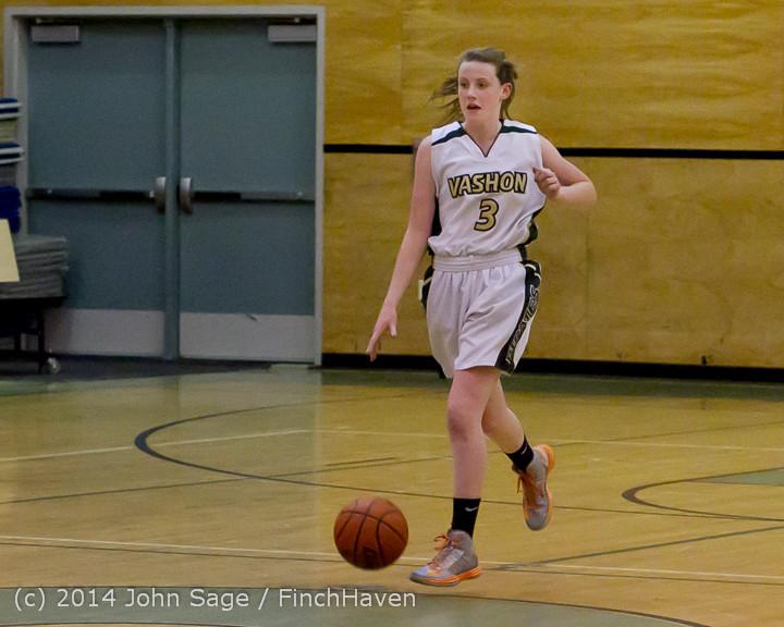 3533 Girls JV Basketball v Sea-Chr 012414