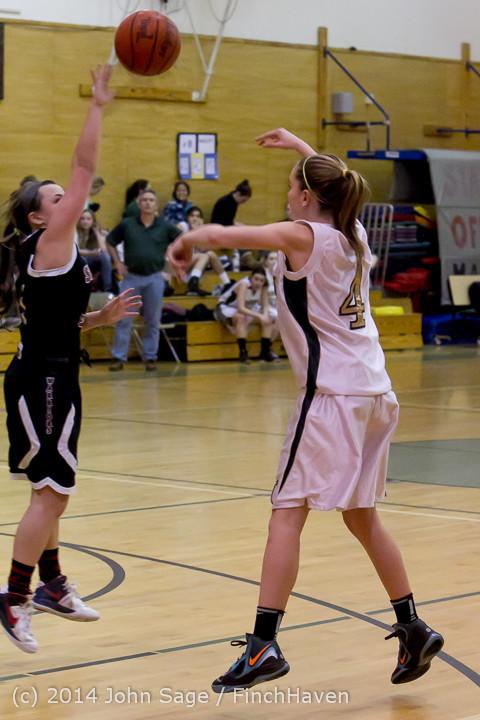 3548 Girls JV Basketball v Sea-Chr 012414