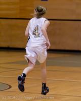 3570 Girls JV Basketball v Sea-Chr 012414