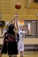 3601 Girls JV Basketball v Sea-Chr 012414
