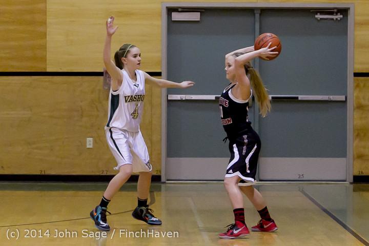3774 Girls JV Basketball v Sea-Chr 012414