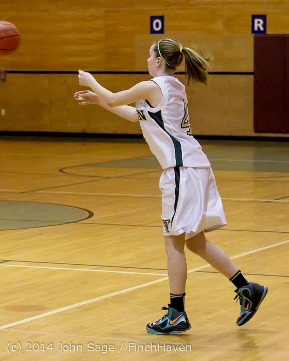 3789 Girls JV Basketball v Sea-Chr 012414