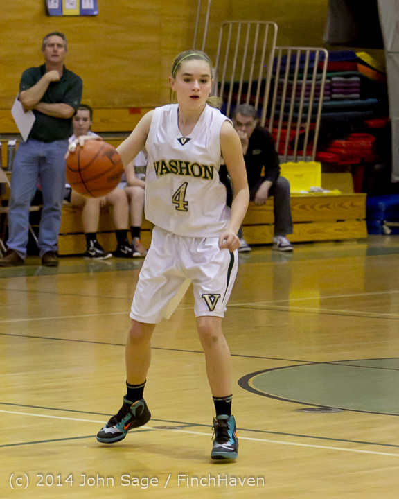 3896 Girls JV Basketball v Sea-Chr 012414