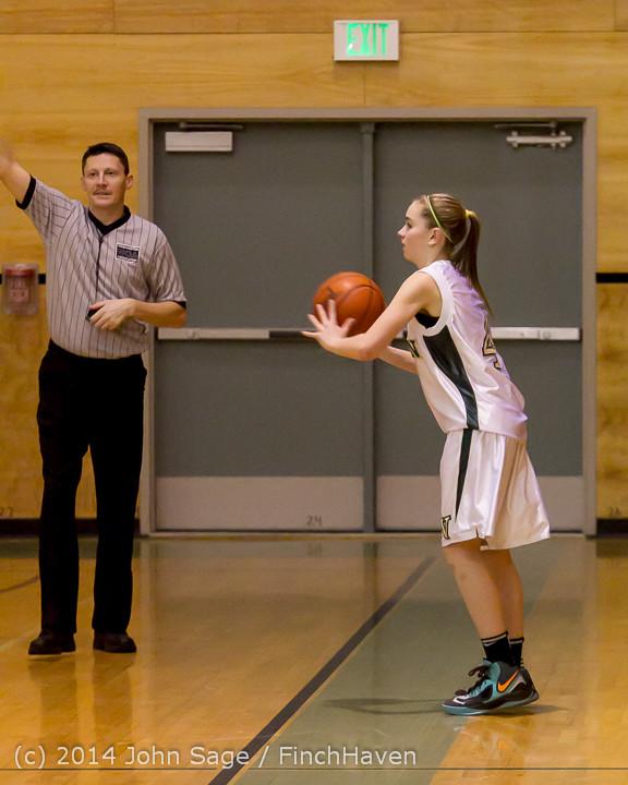 3993 Girls JV Basketball v Sea-Chr 012414
