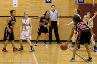 4244 Girls JV Basketball v Sea-Chr 012414