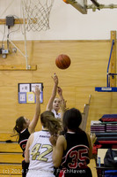 4302 Girls JV Basketball v Sea-Chr 012414