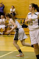4356 Girls JV Basketball v Sea-Chr 012414