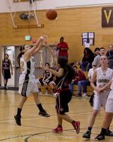 4403 Girls JV Basketball v Sea-Chr 012414