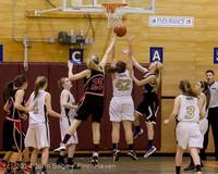 4420 Girls JV Basketball v Sea-Chr 012414
