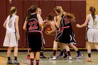 4428 Girls JV Basketball v Sea-Chr 012414