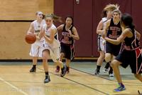 4439 Girls JV Basketball v Sea-Chr 012414