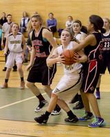 4493 Girls JV Basketball v Sea-Chr 012414