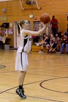 4506 Girls JV Basketball v Sea-Chr 012414