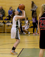 4556 Girls JV Basketball v Sea-Chr 012414