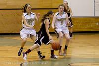 4590 Girls JV Basketball v Sea-Chr 012414