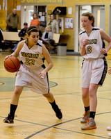 4603 Girls JV Basketball v Sea-Chr 012414