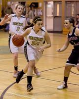 4608 Girls JV Basketball v Sea-Chr 012414