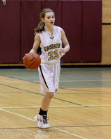 4673 Girls JV Basketball v Sea-Chr 012414