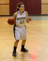 4682 Girls JV Basketball v Sea-Chr 012414