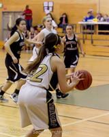 4809 Girls JV Basketball v Sea-Chr 012414