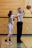 4845 Girls JV Basketball v Sea-Chr 012414