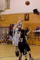 4898 Girls JV Basketball v Sea-Chr 012414
