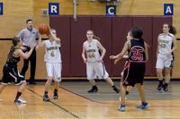 4901 Girls JV Basketball v Sea-Chr 012414