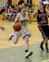 4909 Girls JV Basketball v Sea-Chr 012414