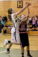 4914 Girls JV Basketball v Sea-Chr 012414