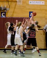 5015 Girls JV Basketball v Sea-Chr 012414