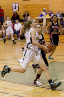 5070 Girls JV Basketball v Sea-Chr 012414