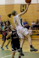 5073 Girls JV Basketball v Sea-Chr 012414