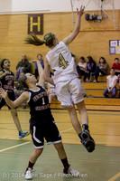 5074 Girls JV Basketball v Sea-Chr 012414