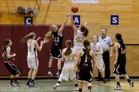 5108 Girls JV Basketball v Sea-Chr 012414