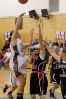 5130 Girls JV Basketball v Sea-Chr 012414