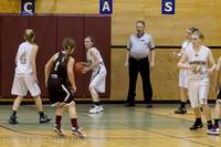 5147 Girls JV Basketball v Sea-Chr 012414