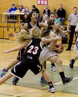 5192 Girls JV Basketball v Sea-Chr 012414