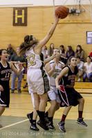 5196 Girls JV Basketball v Sea-Chr 012414