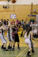 5203 Girls JV Basketball v Sea-Chr 012414