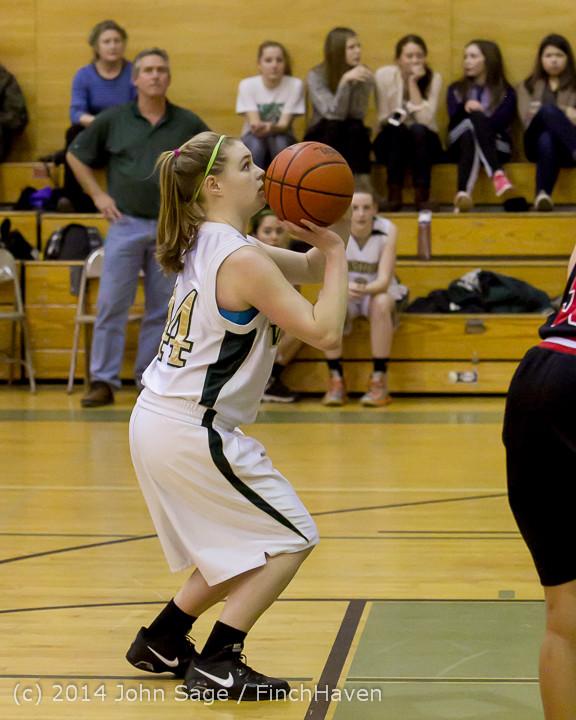5367 Girls JV Basketball v Sea-Chr 012414
