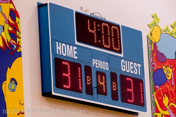 5375 Girls JV Basketball v Sea-Chr 012414