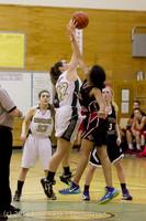 5383 Girls JV Basketball v Sea-Chr 012414