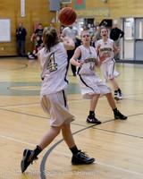 5419 Girls JV Basketball v Sea-Chr 012414