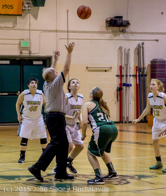2254 Girls JV BBall v Port Angeles 120914