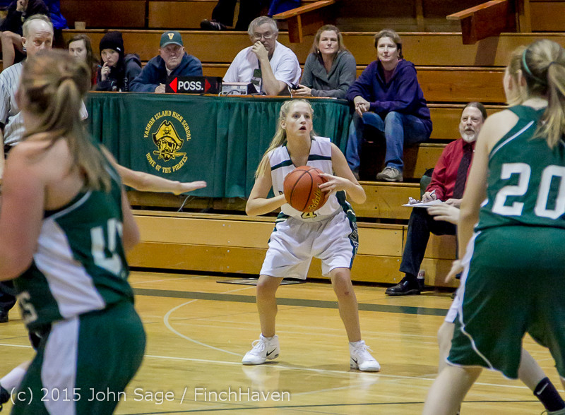 2300 Girls JV BBall v Port Angeles 120914